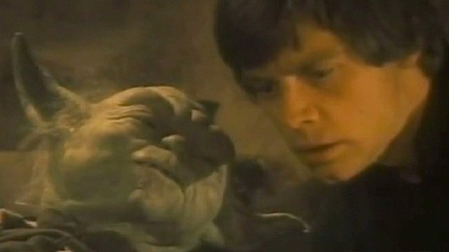 'Star Wars' outtakes reel surfaces