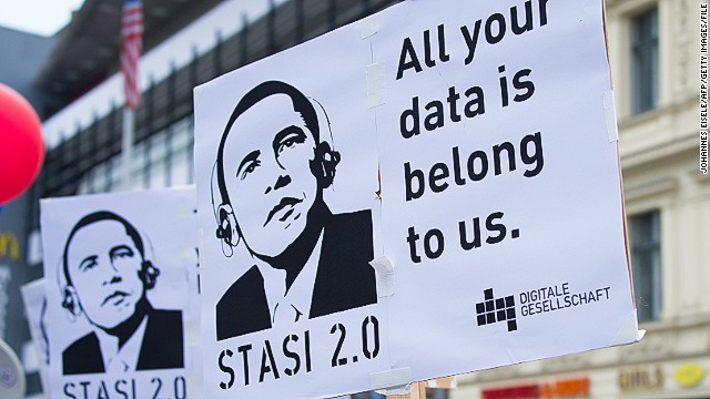 New U.S. spying allegations anger Germany
