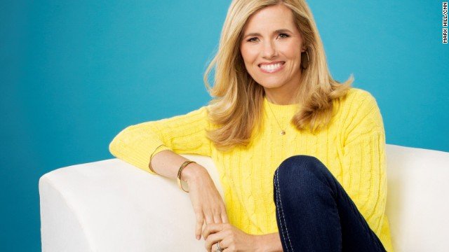 "CNN's Kelly Wallace says, ""I try to limit screen time to weekends, much to the chagrin of my daughters."""