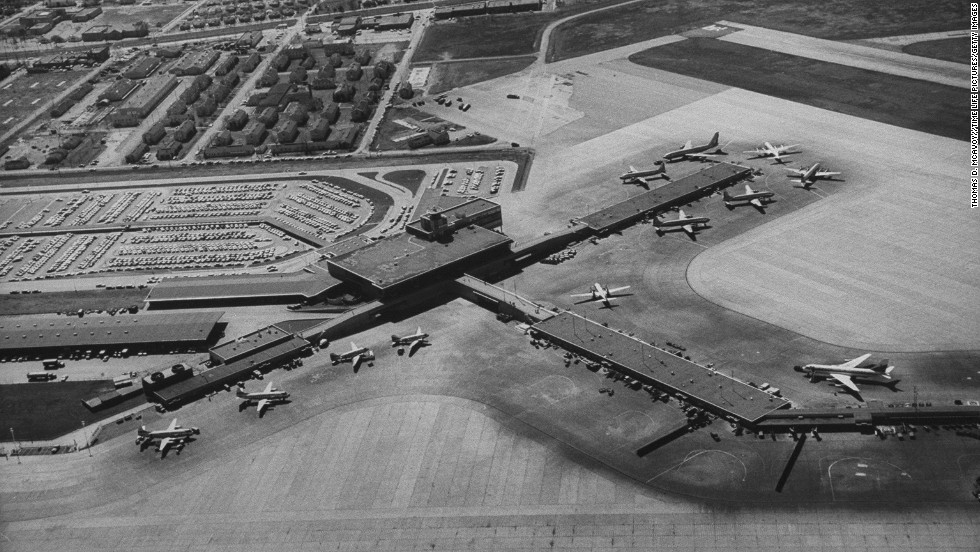 No, Love Field isn't named for the warm fuzzies you get when you fly. It's actually named in honor of 1st Lt. Moss L. Love, who died in an air crash in 1913 in San Diego. The Army gave his name to its Dallas-area air base in 1917. Love Field became a civilian airport when the city bought it in 1927. The first flights took off in 1929. Though the much-larger Dallas-Fort Worth International serves the majority of local flights, Dallas Love Field is still the headquarters for Southwest Airlines.