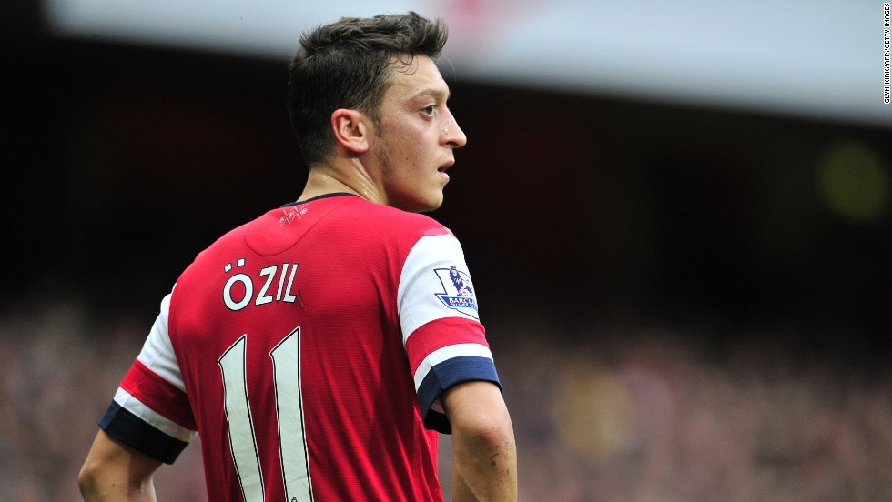 Arsenal currently sit top of the English Premier League as they go in search of a first trophy since 2005. They flexed their muscles in the transfer market with the purchase of Germany international Mesut Ozil, at a cost of $70 million and saw a small drop in revenue, to $385m.