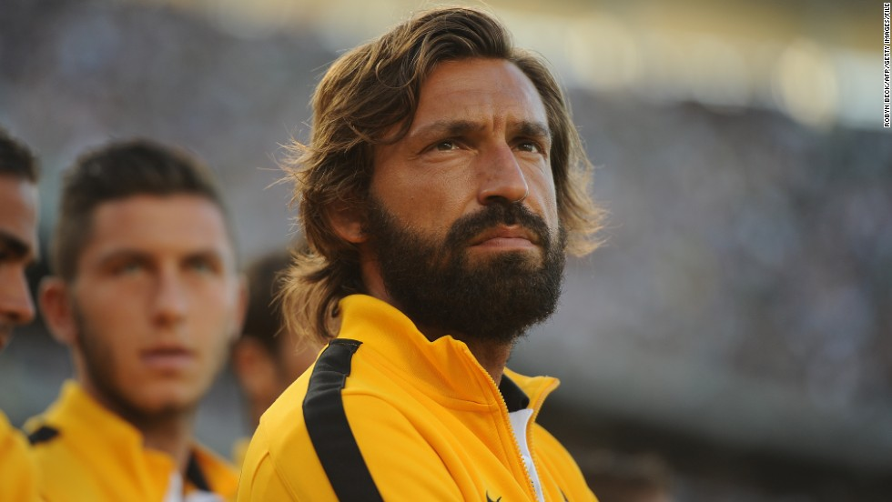 <strong>Andrea Pirlo</strong> (Juventus & Italy) <strong><br />CNN rating:</strong> No chance <br />A refined midfielder who oozes class, Pirlo would be a surprise winner after a campaign which saw Juve win the Italian title but fail to advance beyond the quarterfinals of the Champions League.