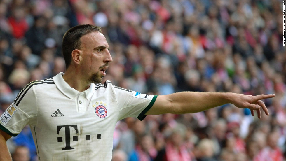 <strong>Franck Ribery</strong> (Bayern Munich & France) <strong><br />CNN rating:</strong> Contender <br />The 2012-13 season was the finest of Ribery's career to date, with the Frenchman one of the key players in a Bayern team which won the European Champions League, the Bundesliga and the German Cup. A number of Bayern players would be worthy recipients of the accolade, with Ribery's craft and guile making him a standout candidate.