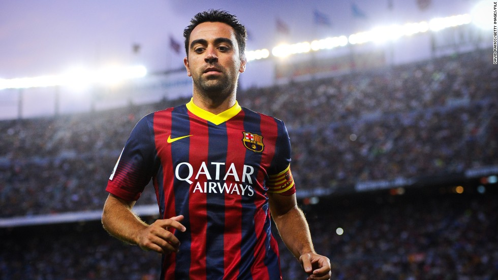 <strong>Xavi</strong> (Barcelona & Spain) <strong><br />CNN rating</strong>: No chance <br />Xavi's list of accomplishments in the game, a World Cup winner, three Champions League triumphs and two European Championships, means he will always be regarded as an all-time great. Regrettably, at 33, the midfielder is battling persistent injury problems.
