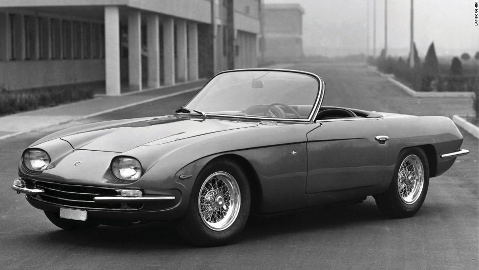 350 GTS Spider (1965)