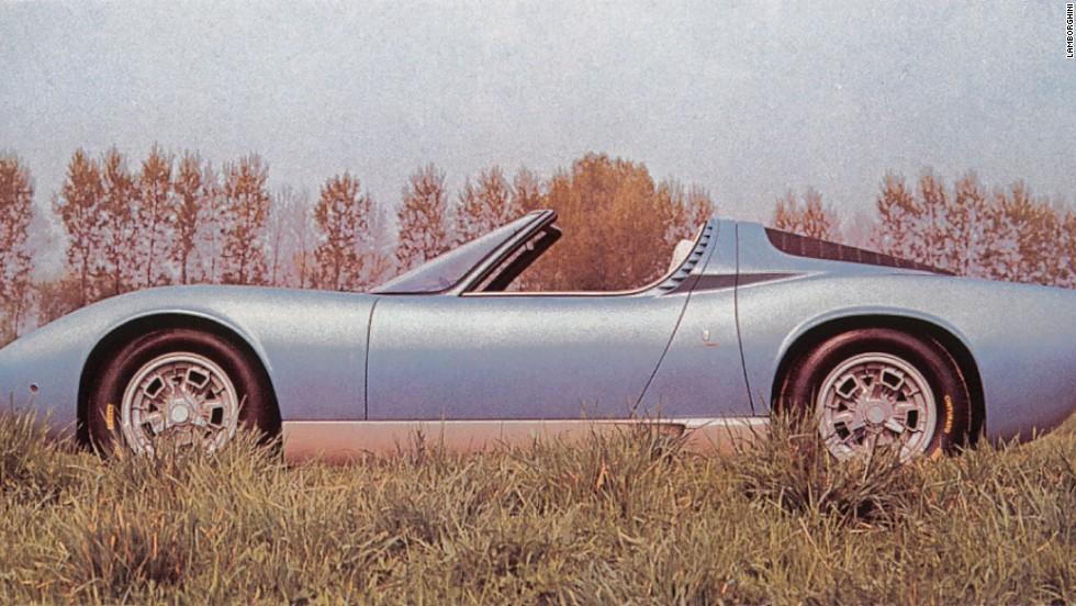 Miura Roadster (1968)
