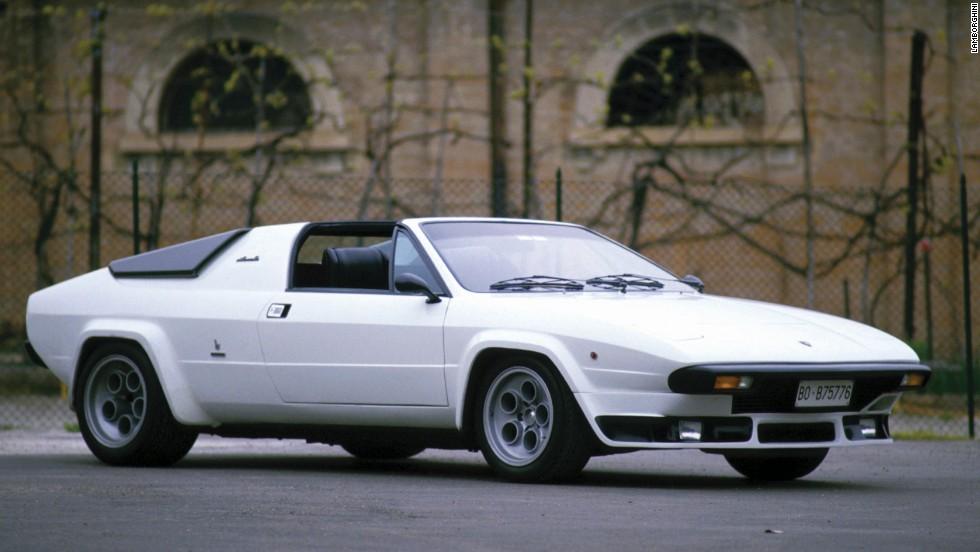 Silhouette P300 (1976-1979)