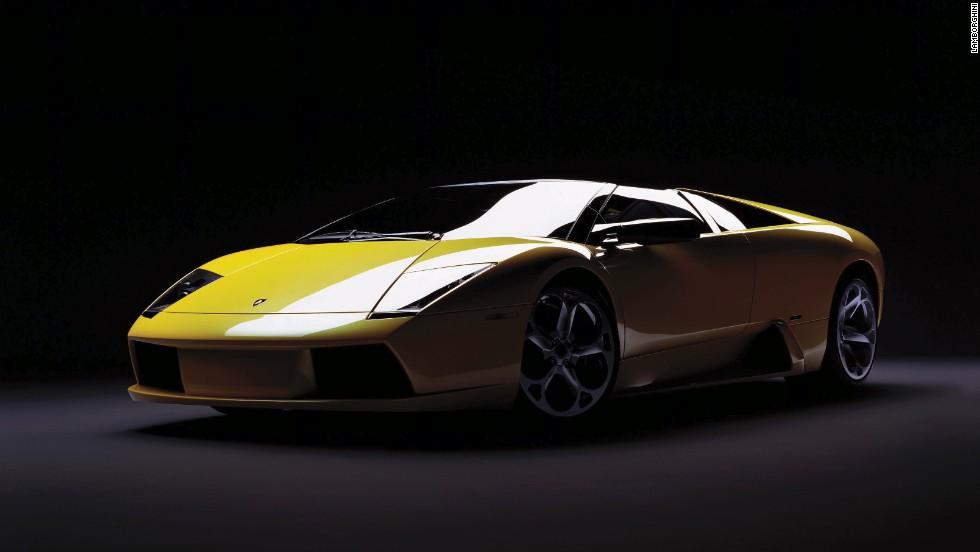 Murcielago Roadster (2004-2007)