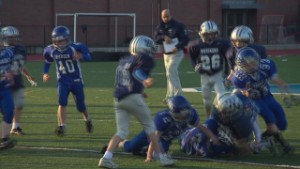 School problems in children after concussions