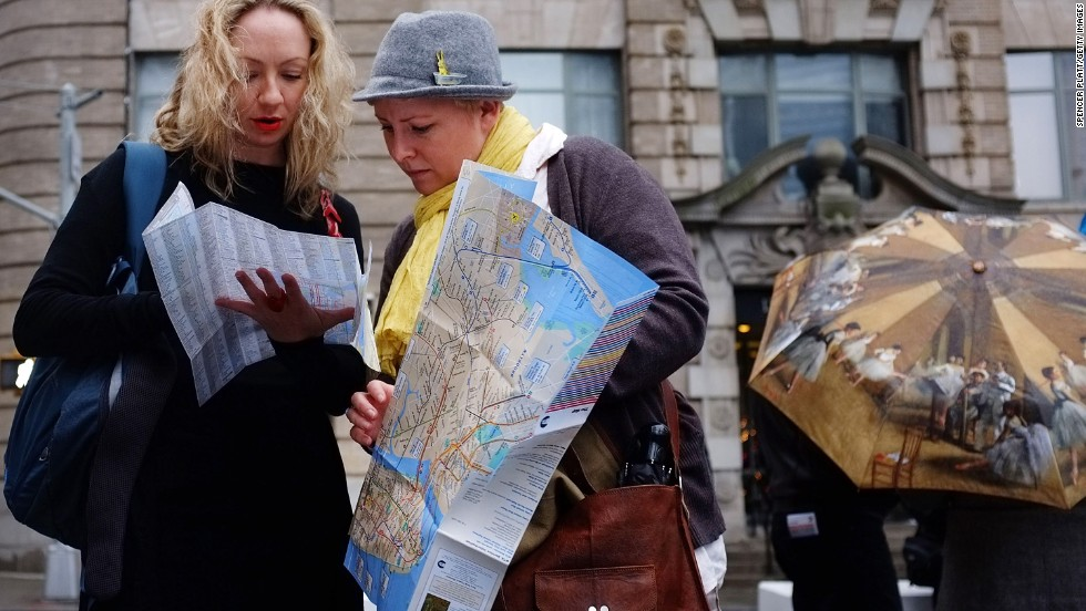 Numerous map makers have announced declining sales or have stopped production altogether.