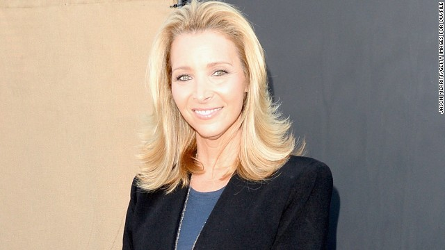 "Lisa Kudrow says it was ""almost too fun"" playing Valerie Cherish on ""The Comeback."""