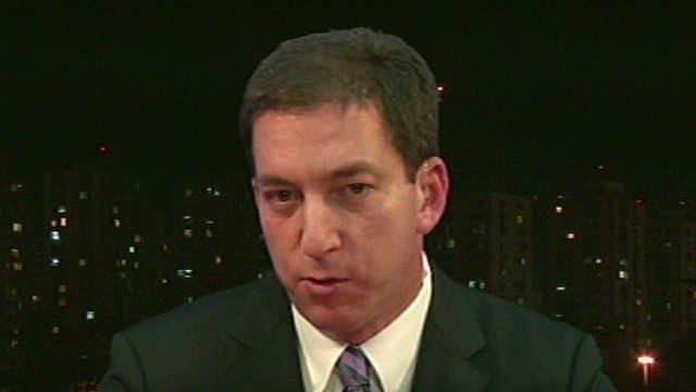 Glenn Greenwald on NSA spying on allies