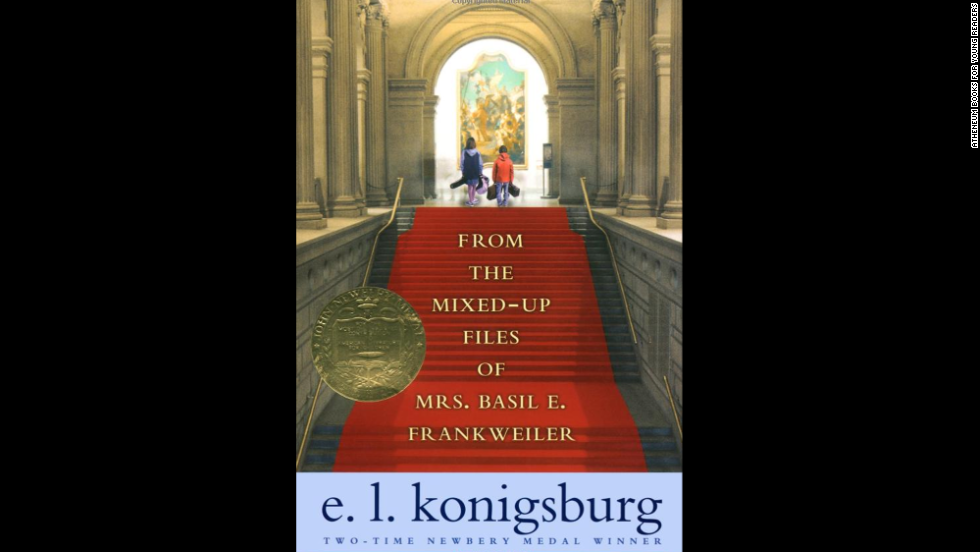 "For some readers, E. L. Konigsburg's ""From the Mixed-Up Files of Mrs. Basil E. Frankweiler"" sparked a love affair with museums and New York. ""Every time I go to a museum, I wonder what it would be like to live there,"" <a href=""http://www.cnn.com/2013/10/07/living/best-young-adult-books/index.html#comment-1074514592"">one commenter said</a>. ""She made (New York), the automat and the bustling city streets sound so romantic."""
