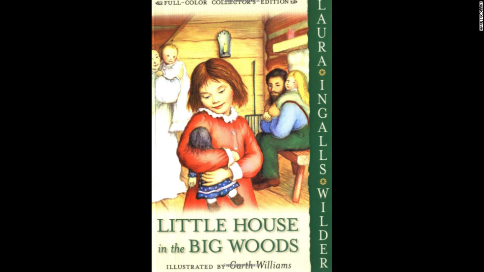 "Readers highlighted books from Laura Ingalls Wilder's ""Little House"" series about a pioneer family. Of course, not all life-changing effects are poetic: ""I never again ate head-cheese after Laura described her mother making it,"" <a href=""http://www.cnn.com/2013/10/07/living/best-young-adult-books/index.html#comment-1099399819"">one reader remarked</a> about ""Little House in the Big Woods."" ""Ewww! I was a squeamish child."""