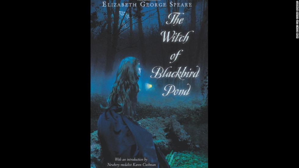 "Several readers described Elizabeth George Speare's ""The Witch of Blackbird Pond"" as an all-time favorite. The book won the 1959 Newbery Medal for its portrayal of a teen heroine in the 17th century who is forced to choose between love and duty. Sound familiar?"
