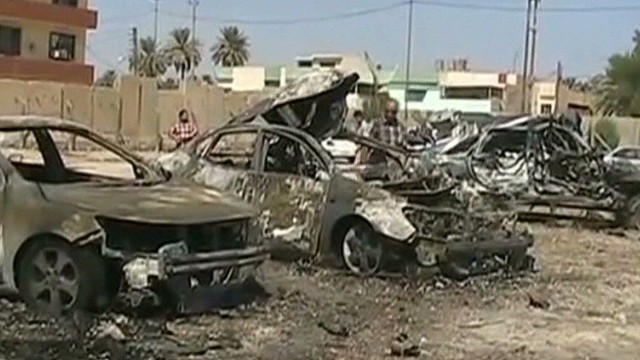 Violence and murder on upswing in Iraq
