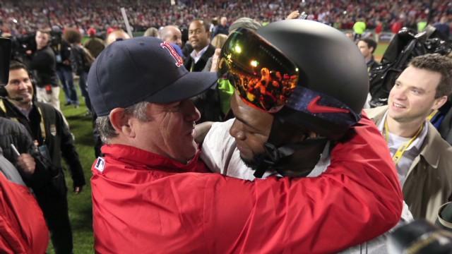 Big Papi's Red Sox impact