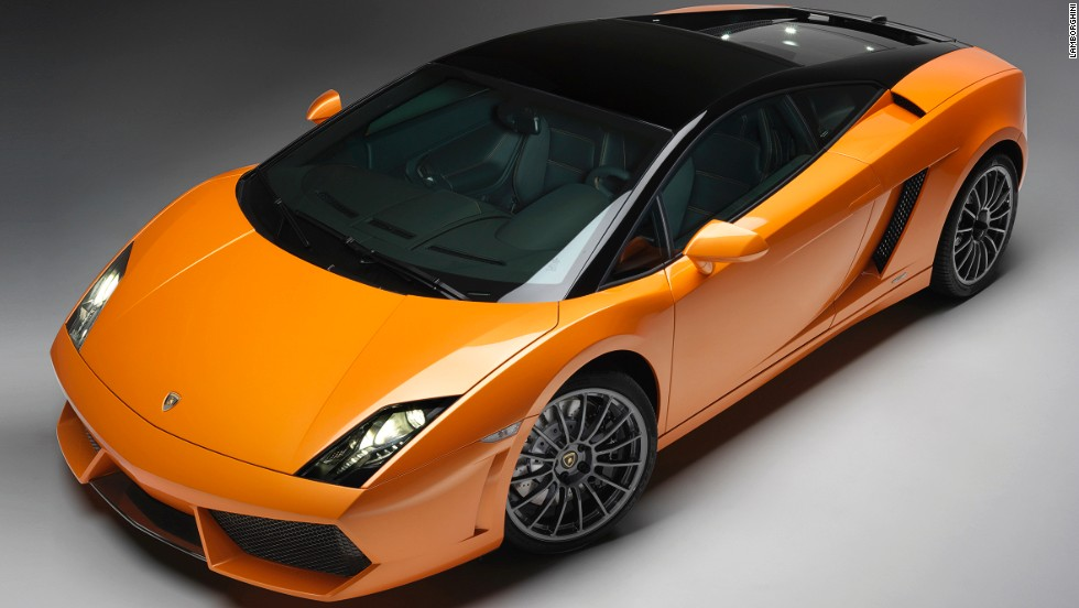 Gallardo LP 560-4 Bicolore (2011)