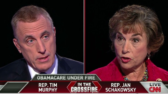 Lawmaker: Obamacare is better coverage