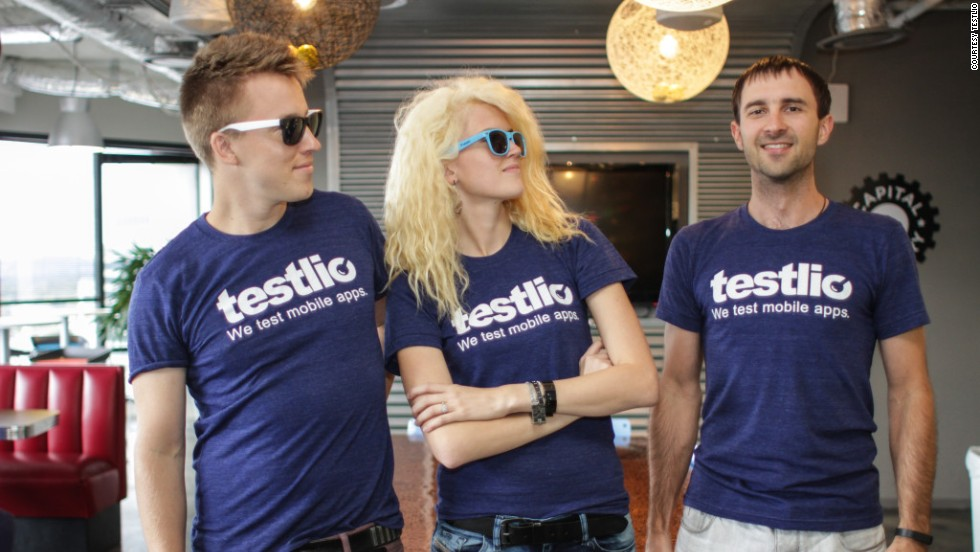 Austin startup Testlio has created a network of 1,200 testers that put new mobile apps through their paces before being released publicly.