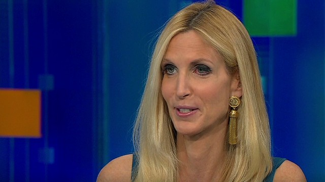 Coulter: I don't believe Hillary story