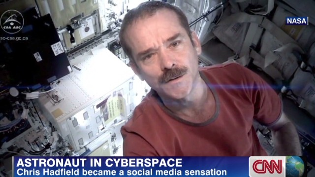 Astronaut: New satellite network could track missing ...