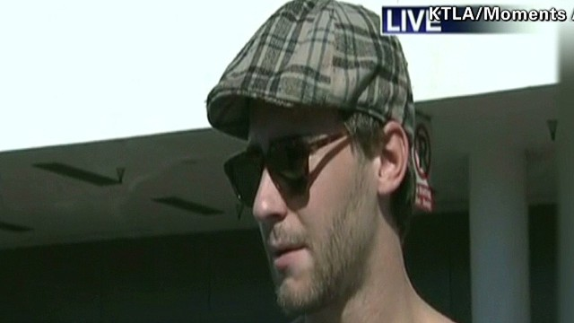 LAX witness: I heard 'three loud pops'