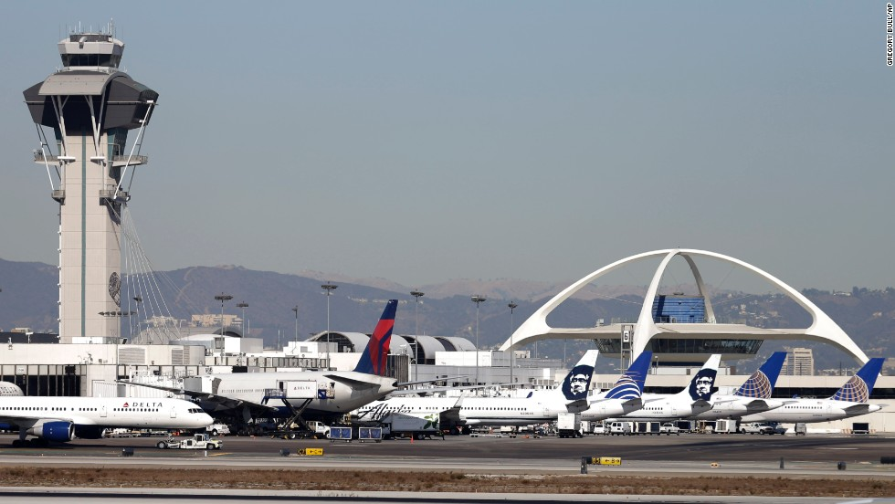 Thousands of travelers were delayed after the incident closed the airport for hours.