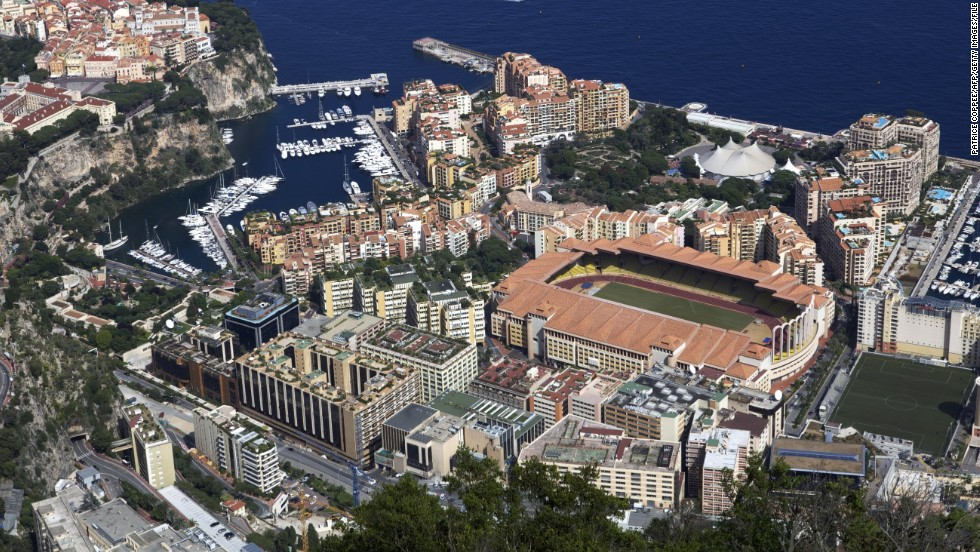 The new tax laws would not effect Monaco, giving the principality's football team an advantage over its Ligue 1 rivals.