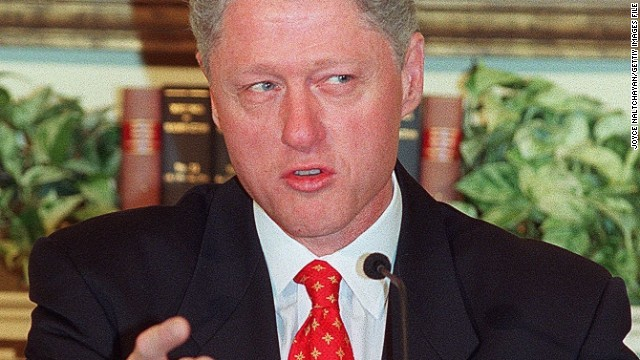 Bill clinton i did not have sexual