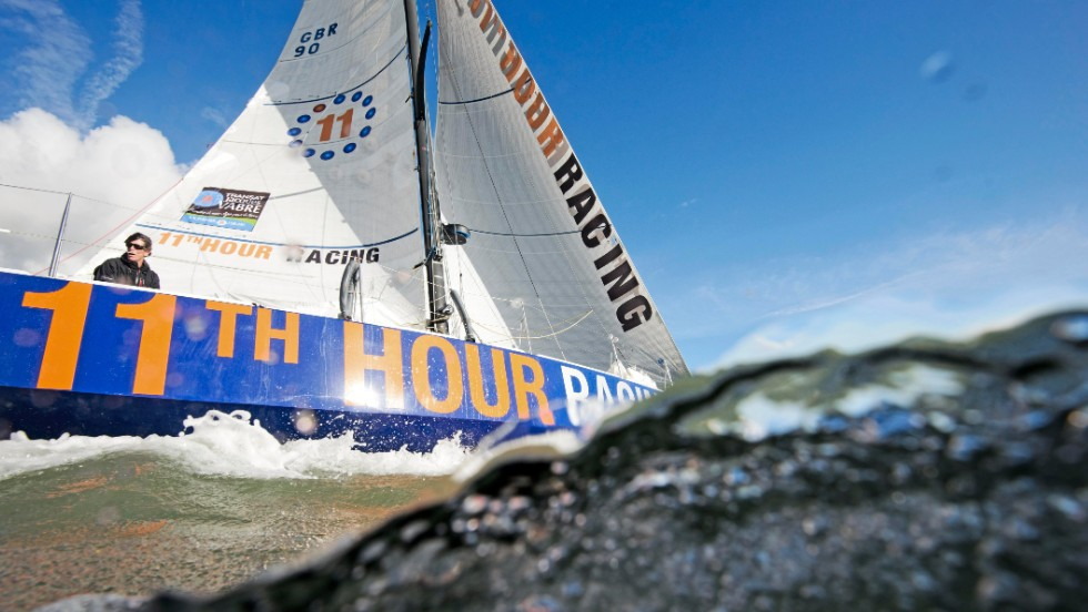 Windsor and Jenner have been trialing their eco-friendly approach in warmup events such as the famous Fastnet Race.