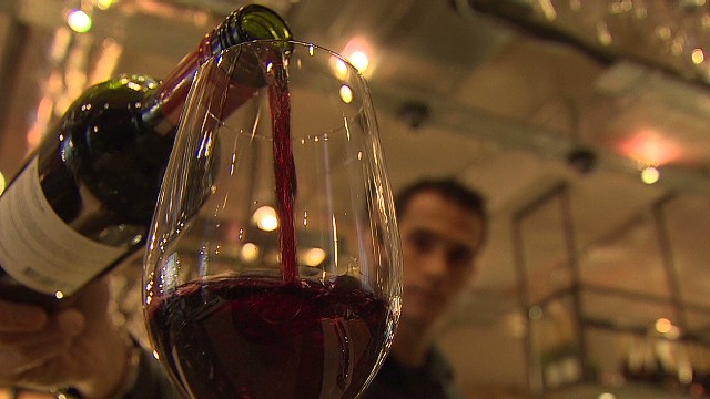 Wine popularity, prices on the rise