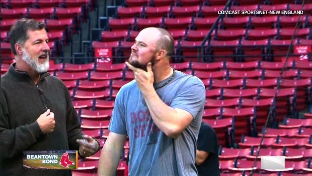 Jon Lester: Not shaving anytime soon