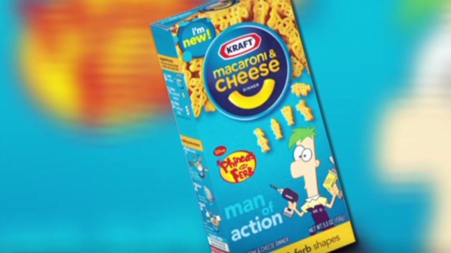 Kraft's mac and cheese gets healthier
