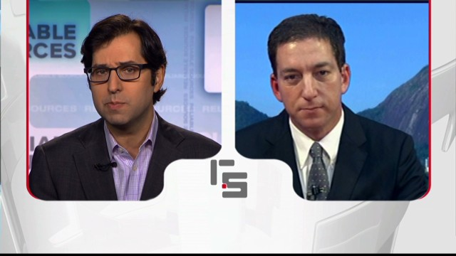 WEB EXCLUSIVE: Greenwald on NSA
