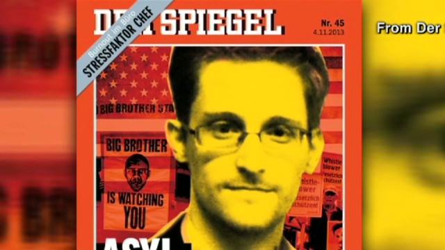 Edward Snowden: I'm no criminal