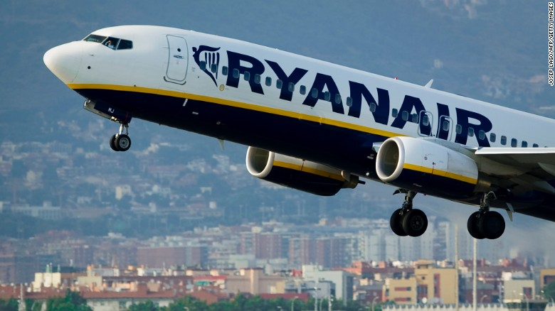 Rowdy British Bachelor Party on Ryanair Diverted