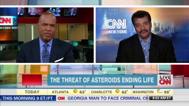 Defending earth from asteroids