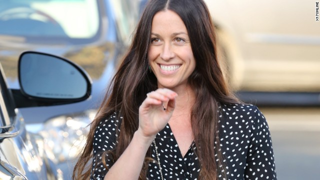 "Alanis Morissette's ""Jagged Little Pill"" is being expanded into a musical."