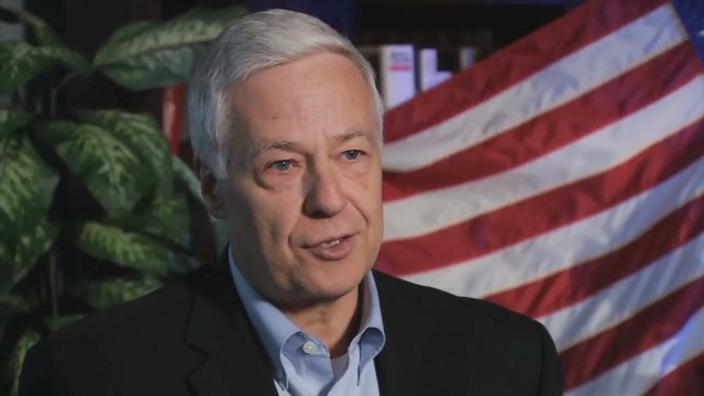 Congressman from Maine says he's gay