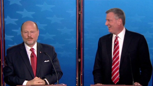 The world watches NYC mayoral race