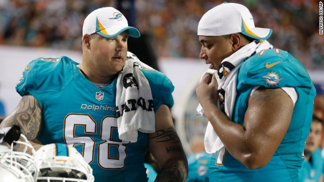 Dolphins owner to meet with Martin