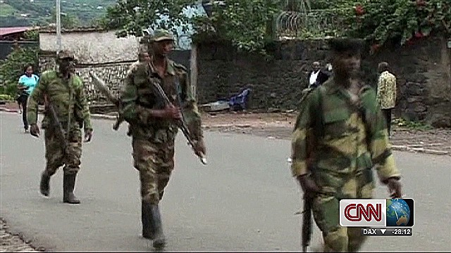 M23 rebels in DRC announce ceasefire