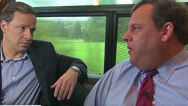 Christie to Obama: 'Don't be so cute'