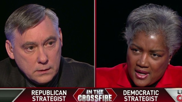 Brazile: Tea Party 'destructive'