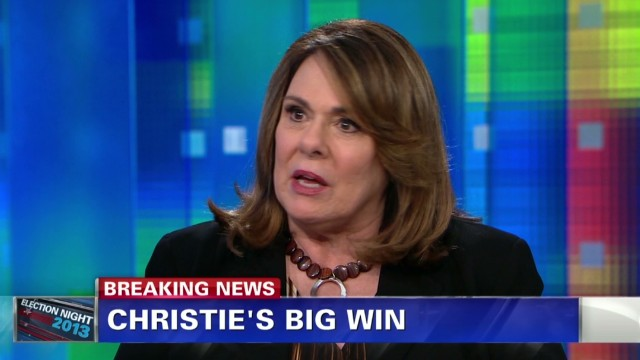 Why Chris Christie won in New Jersey