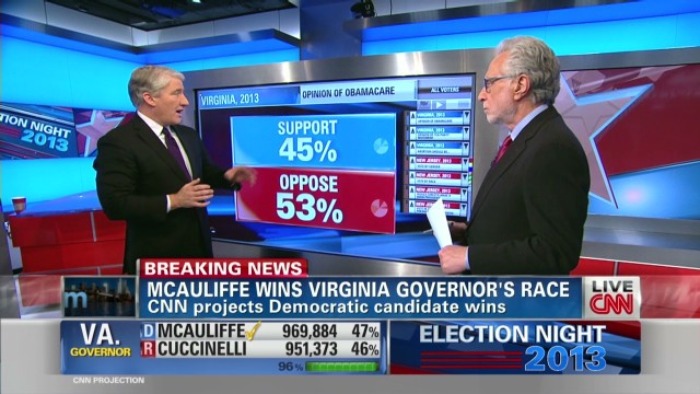 How McAuliffe, Christie won