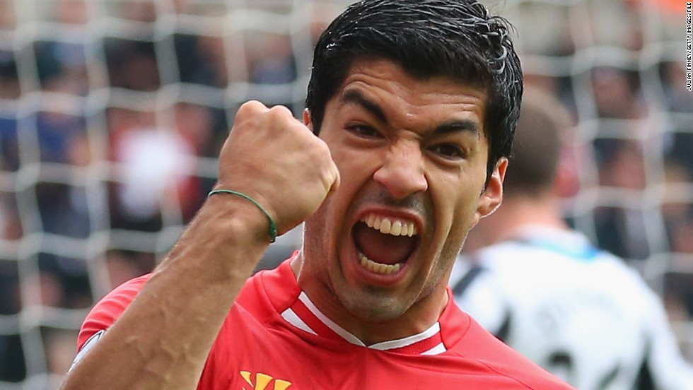 Luis Suarez played a key role in Uruguay's run to the World Cup. The Liverpool striker was part of the squad which reached the semifinals in South Africa and scored 11 goals in qualifying.