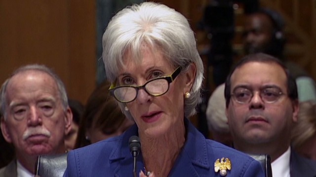 Sebelius grilled on Affordable Care Act