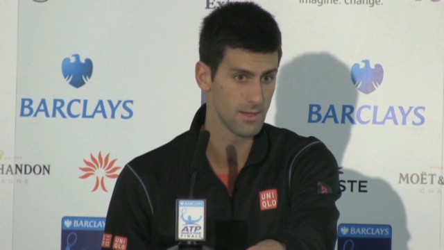 Djokovic slams 'ridiculous' anti-doping system